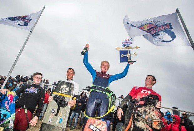 Lasse Walker vince il Red Bull Megaloop Challenge 2015