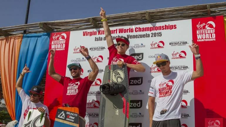 Finali Freestyle, Virgin Kitesurf World Championships – Venezuela