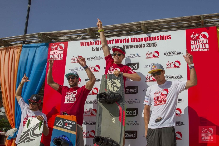 Finali Freestyle, Virgin Kitesurf World Championships – Venezuela