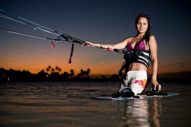 Le donne del Kitesurfing, sesso debole a chi?