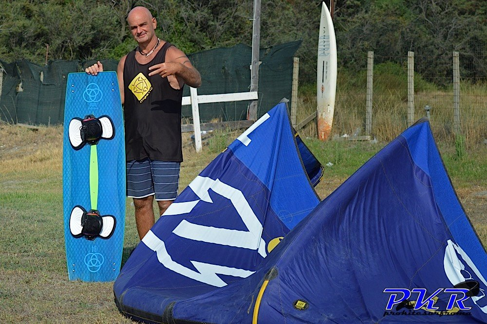 Osso Kite Surf Kiteboard freestyle 07