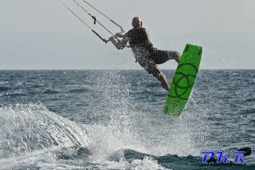 Osso Vulcano Delta – Kiteboard Freestyle super versatile
