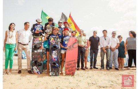 kitesurfing freestyle campionato del mondo