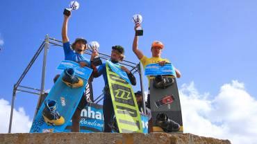 Campionato Italiano Kitesurfing Freestyle 2015