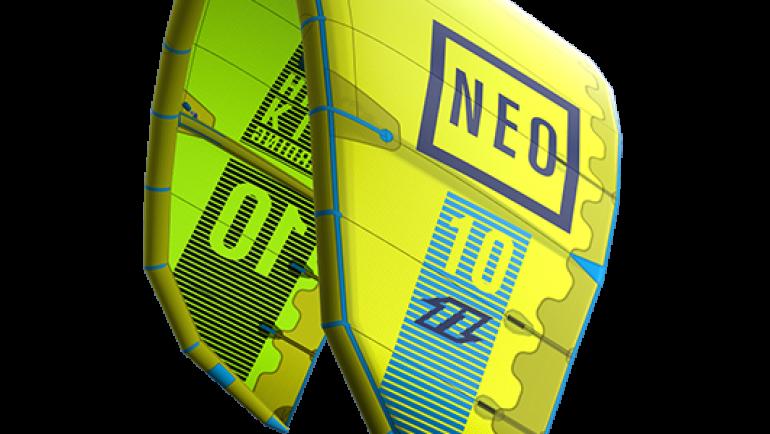 North presenta il NEO 2016 – Leggendario Kite Wave