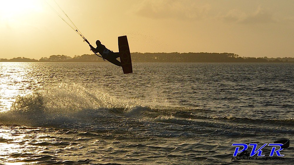 raley to blind kitesurf tutorial