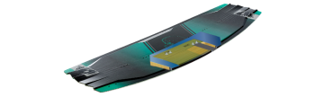 Airush Diamond Kite Board studiata per le donne