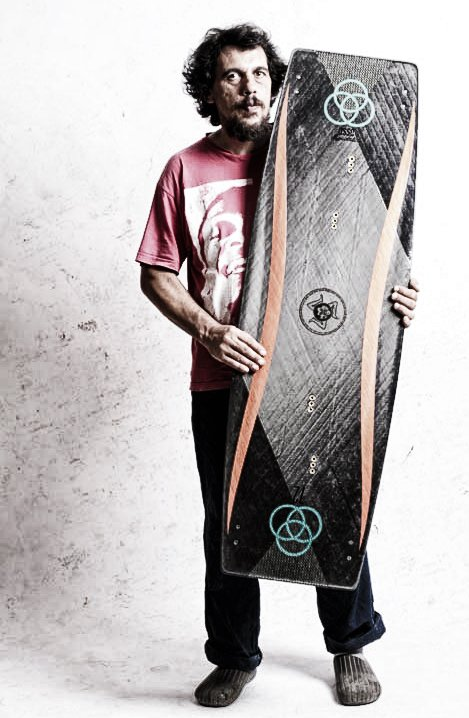 Antonio maggio osso kite surf