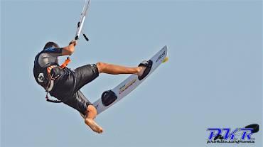 Kitesurf Freestyle Old School – Old Style