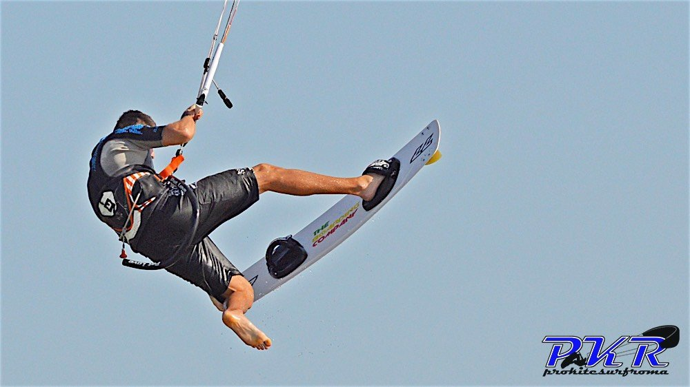 Kitesurf Freestyle Old School – Old Style