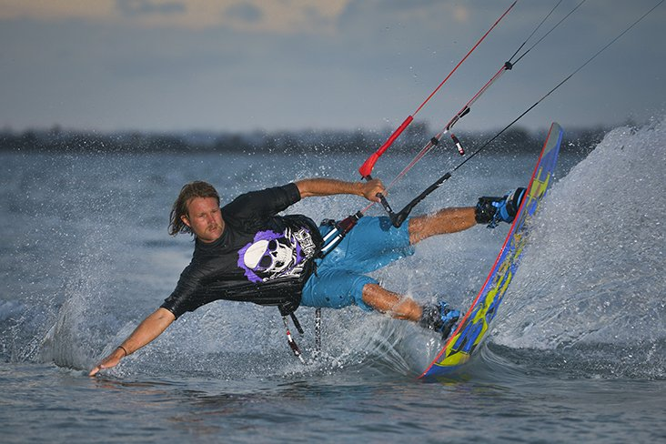 Consigli per realizzare un kiteboarding video