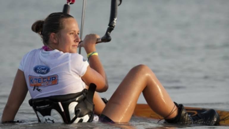 Karolina Winkowska: il suo 2015 – Kitesurfing Video