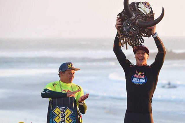 Aaron Hadlow è il vincitore del King of the Air 2016