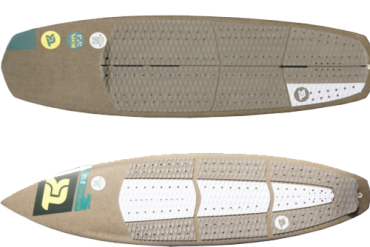 Prova Takoon Icon e Burning – Surf Kite Board