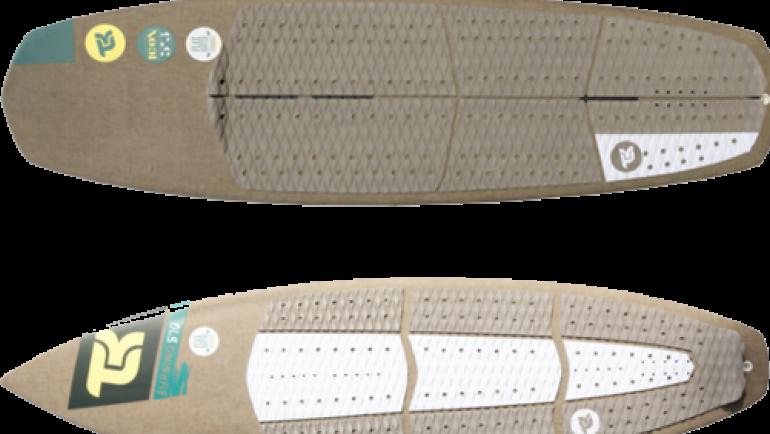Prova Takoon Icon e Burning – Surf Kite Board