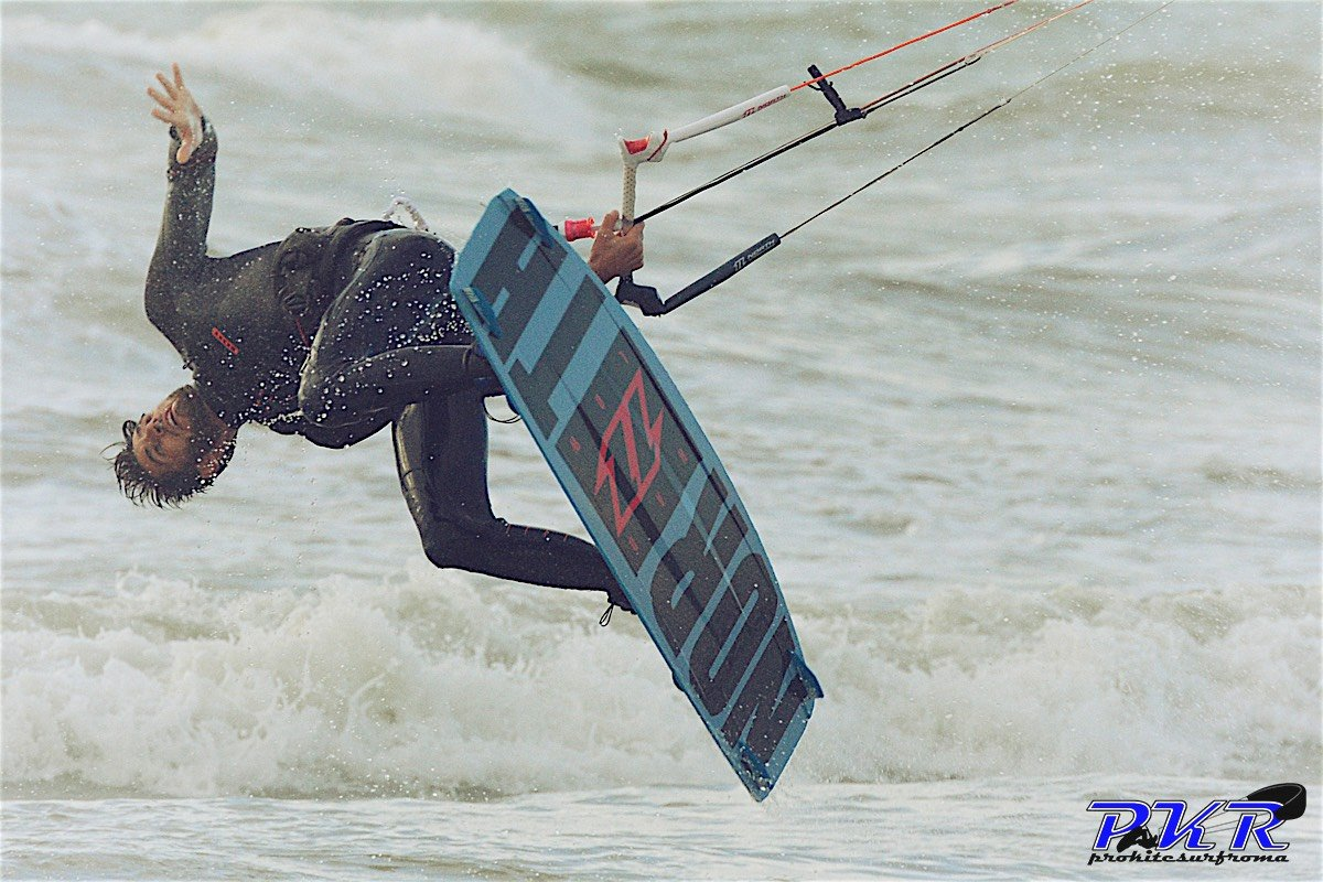 emanuele minutello kite surf