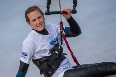 "Le caratteristiche dei kite ""C"" – Karolina Winkowska"
