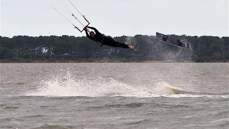 Kitesurfing: non si migliora se non si sbaglia