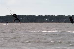 kitesurfing crash cadute25