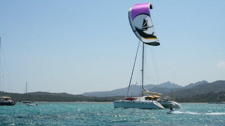 Kite Trip in Catamarano – 6 giorni immersi nel mare