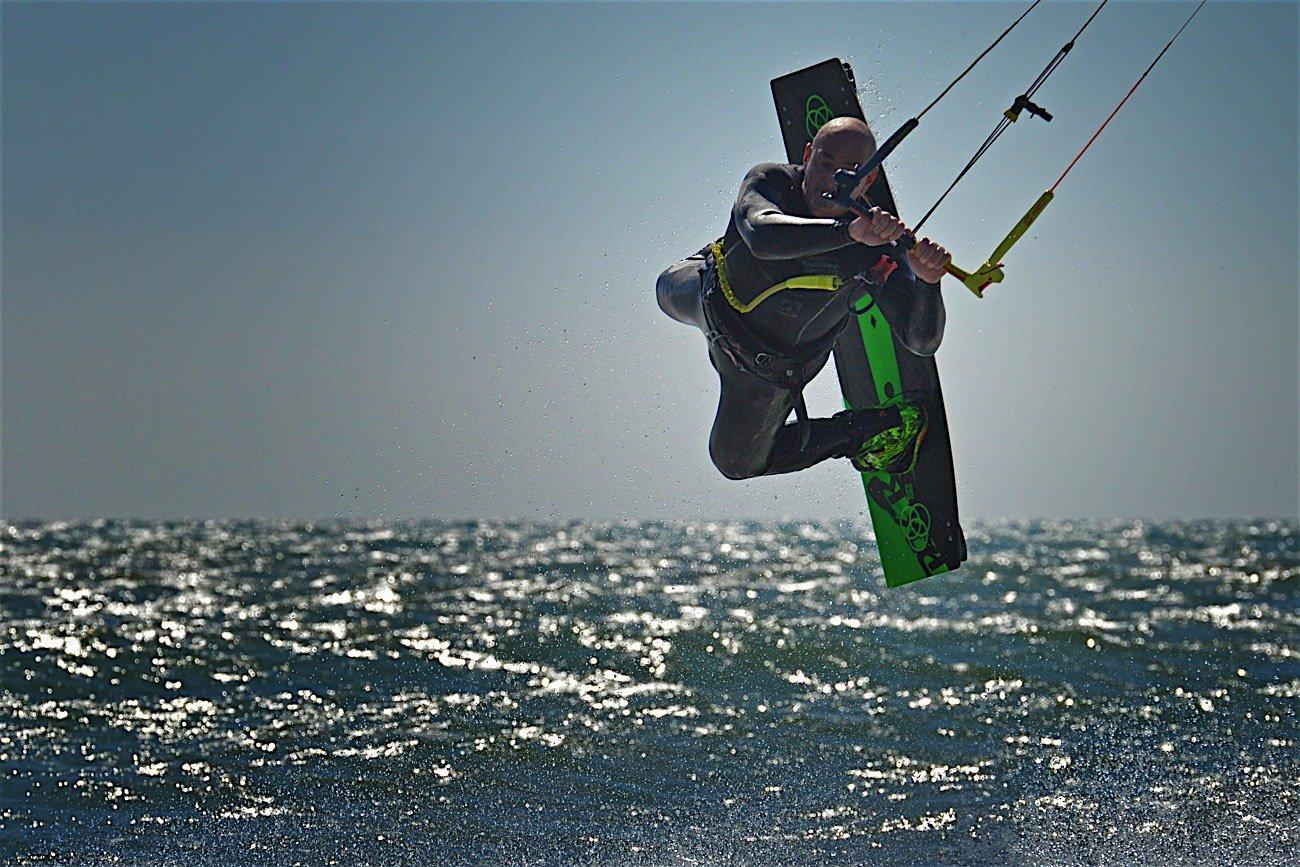 osso kite surf twin tips carbonio