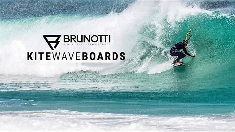Tavole Surf per il Kite Brunotti S-Bryck e Braap