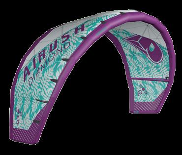 Airush Diamond, si rinnova il kite studiato per le donne