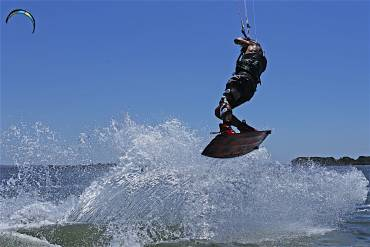 Kitesurf Tutorial – Come fare: S Bend to Blind