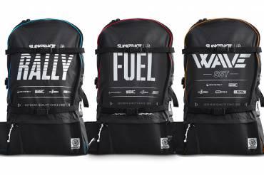 Slingshot presenta i kite del 2017. Rally, Fuel, SST