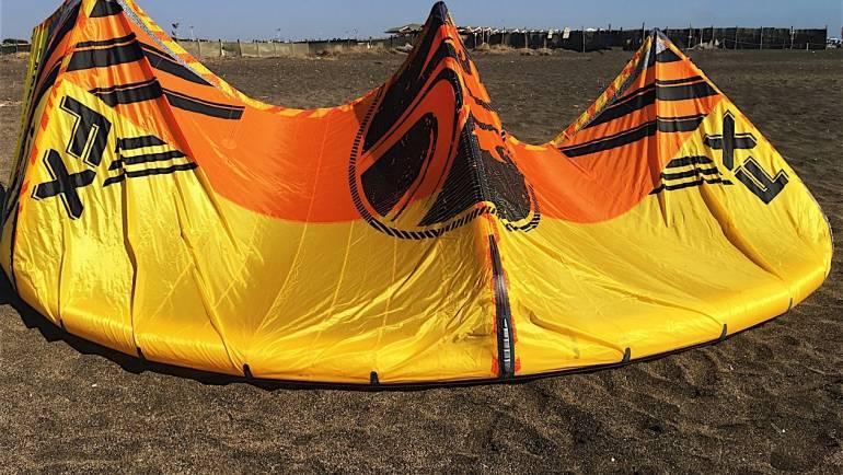 Cabrinha FX 2017 – Test Prova Impressioni – Kite Freeride