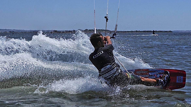 Kitesurf Tutorial – Back Mobe Progression – GM Coccoluto