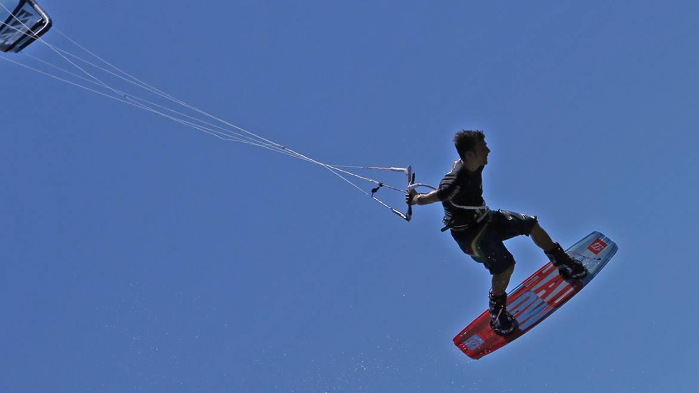 Gianmaria Coccoluto Pro Rider – Kitesurfing video lo Stagnone