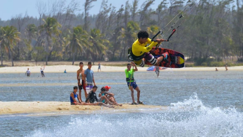 Laguna Cauipe, Cumbuco, Brasile – Kitesurf spot dei campioni