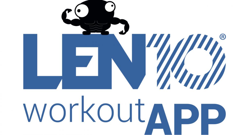 Len10 Workout App. Applicazione Smartphone per allenamenti Kitesurf