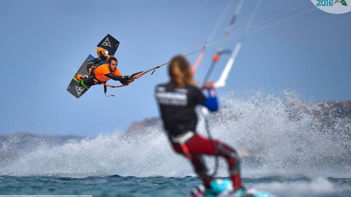 Sardinia Kiteboard Gran Slam 2016- Classifiche, Foto, Video