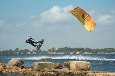 Come fare il Pop To Blind – Kitesurfing Tutorial