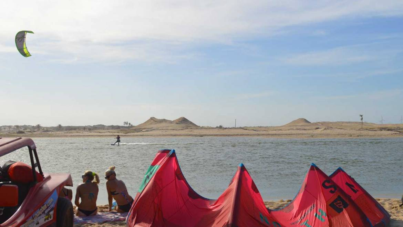 Kite trip Brasile – Reportage giorno 1 – Lagoa de Taiba