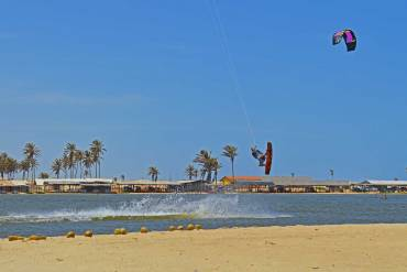 Kite trip Brasile – Reportage giorno 4 – Lagoa do Cauipe