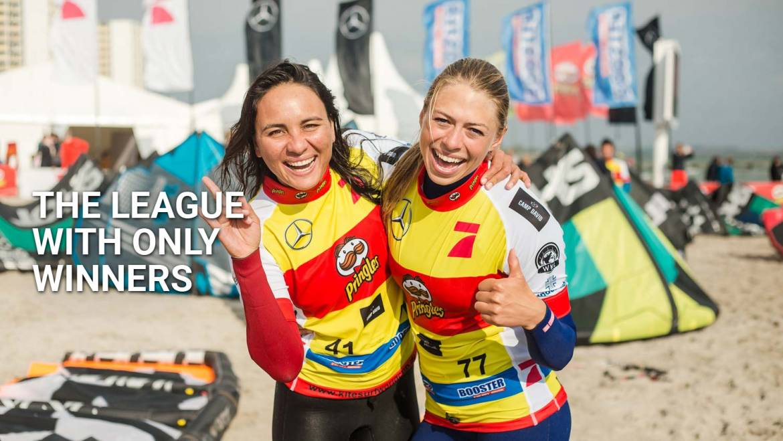 Finale Campionato del Mondo Kitesurf Freestyle WKL New Caledonia
