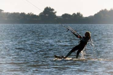 Weekend lungo nella Laguna dello Stagnone – Kitesurf prima dell'inverno
