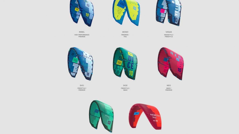 Collezione kite North 2017: tutte le caratteristiche spiegate da Jeremie Tronet