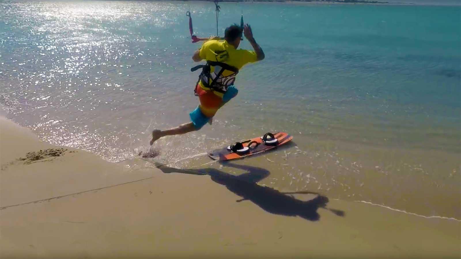 scuola kite surf italia