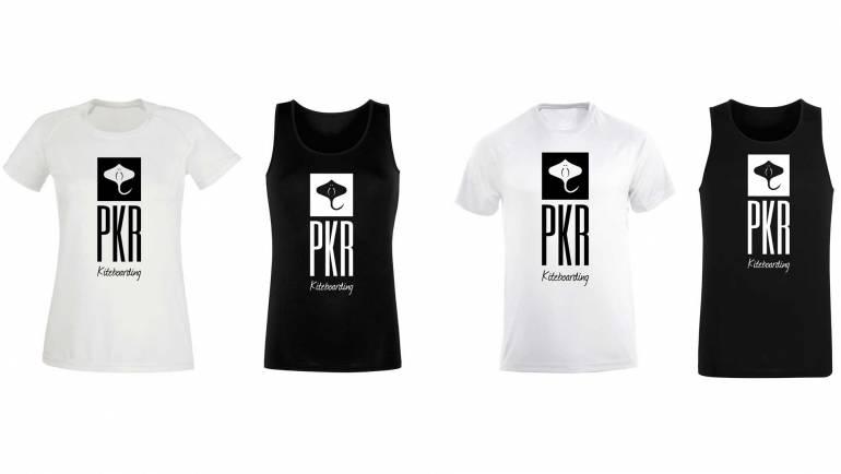 Lycra PKR Kiteboarding | Stagione 2017 | Semplicemente Bianco e Nero