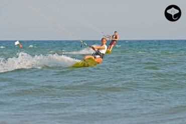 Free Surf Point Salto di Fondi: lo spot di kitesurfing ideale per l'Estate