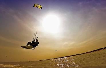 Come fare: Front Roll Transition | Kitesurfing video tutorial | scuola di kitesurf