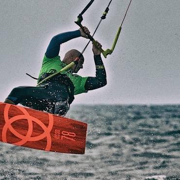 Kitesurfing video tutorial – Backroll kiteloop – Scuola Kiteboarding