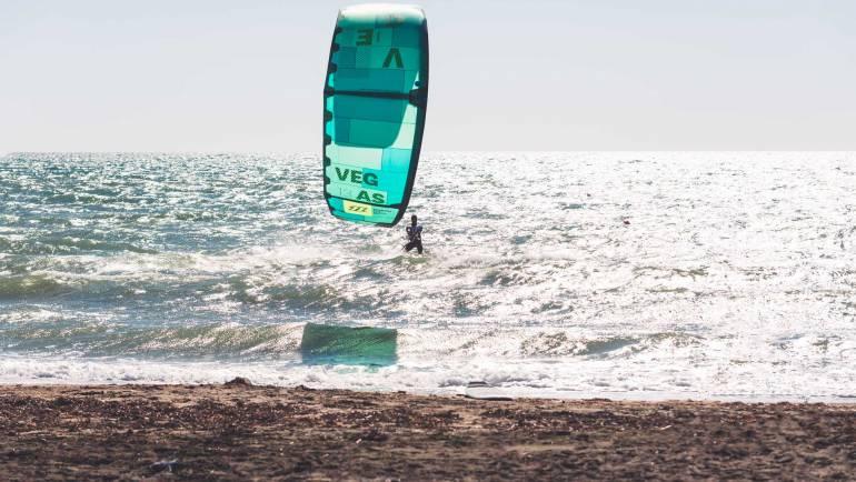 North Vegas 2018   Test prova considerazioni   Freestyle Kite