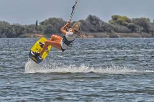 laguna dello stagnone kitesurf