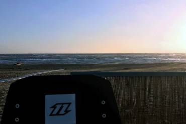 PKR Kitesurf video blog nr.5 – Prove di big jump con il Maestrale