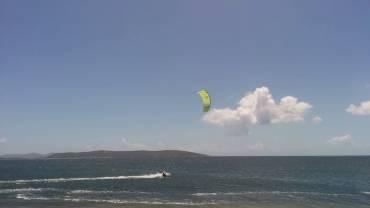 Porto Botte, Sardegna: vento forte ed acqua piatta – Perfetto per il Kitesurfing Freestyle